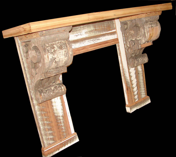 old-pine-console-table